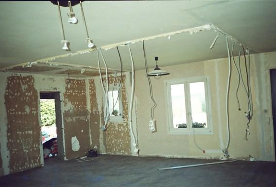 Gireaudot jean chauffage solaire plancher direct - Refaire electricite maison ancienne ...