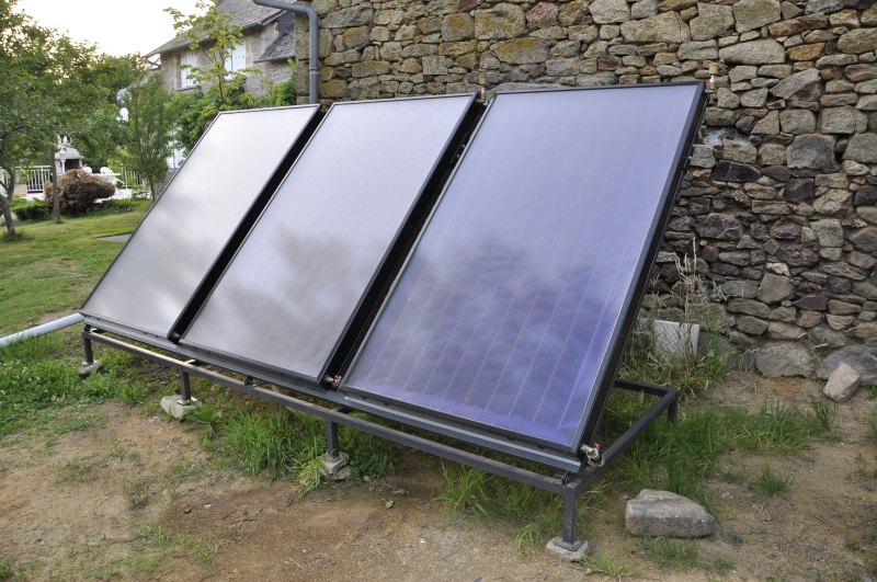 installation solaire. Black Bedroom Furniture Sets. Home Design Ideas