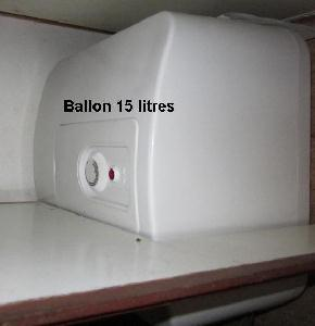 fabrication d un ballon solaire combin tout inox. Black Bedroom Furniture Sets. Home Design Ideas